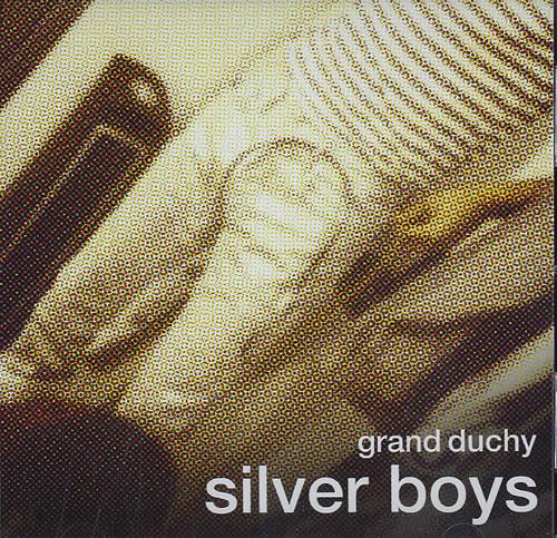 Grand Duchy Silver Boys CD-R acetate US GHECRSI557858