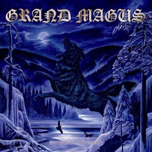 Grand Magus Hammer Of The North CD album (CDLP) UK GS7CDHA511039
