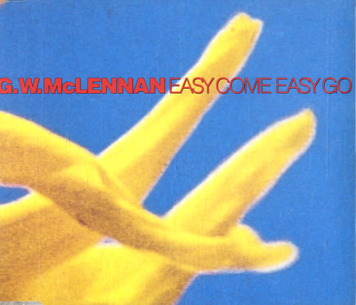 "Grant McLennan Easy Come Easy Go CD single (CD5 / 5"") UK GMCC5EA598897"