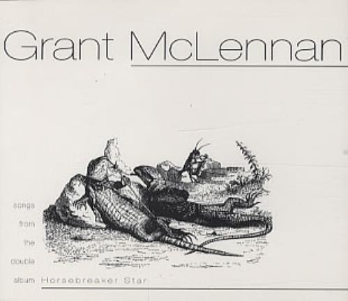 """Grant McLennan Horsebreaker Star CD single (CD5 / 5"""") UK GMCC5HO36673"""
