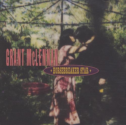 Grant McLennan Horsebreaker Star CD album (CDLP) US GMCCDHO404956