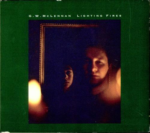 "Grant McLennan Lighting Fires CD single (CD5 / 5"") UK GMCC5LI500074"
