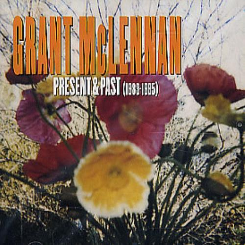 Grant McLennan Present & Past (1983-1995) CD album (CDLP) US GMCCDPR302038
