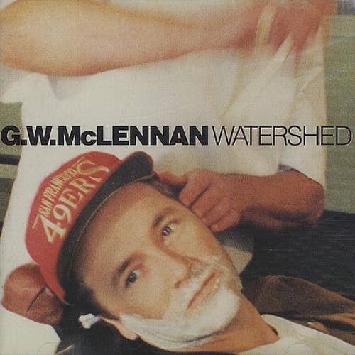 Grant McLennan Watershed CD album (CDLP) US GMCCDWA404961