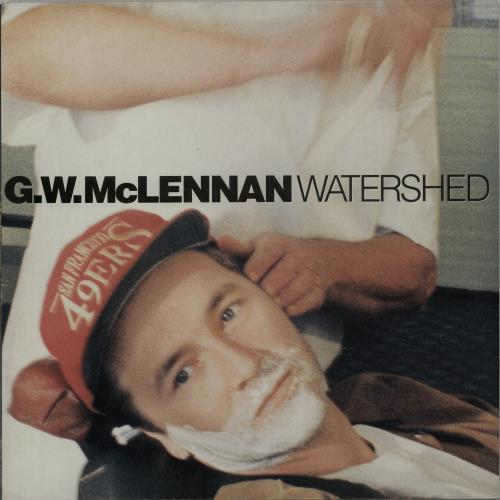 Grant McLennan Watershed vinyl LP album (LP record) UK GMCLPWA647017