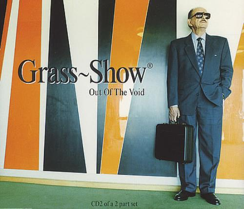 """Grass-Show Out Of The Void - Part Two CD single (CD5 / 5"""") UK GSWC5OU401819"""
