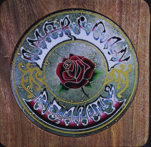 Grateful Dead American Beauty CD album (CDLP) German GRDCDAM633182