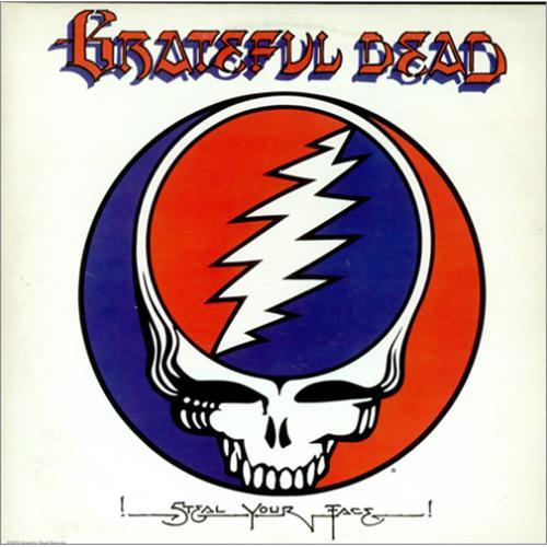 Grateful Dead Steal Your Face 2-LP vinyl record set (Double Album) UK GRD2LST416783