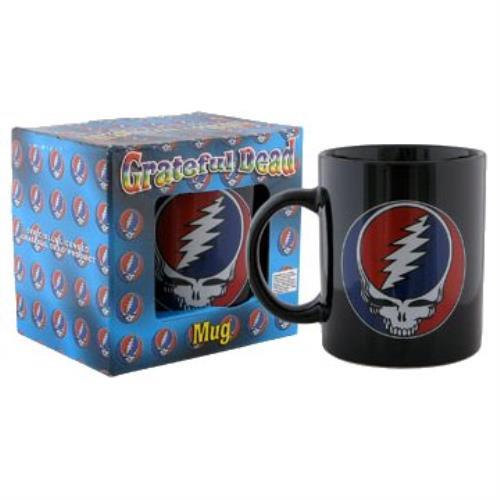 Grateful Dead Steal Your Face memorabilia UK GRDMMST424773