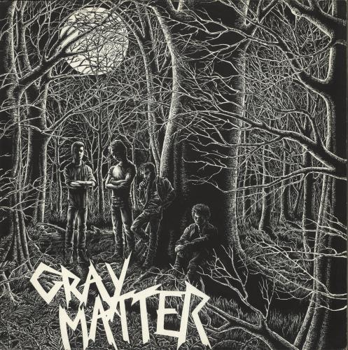 Gray Matter Food For Thought vinyl LP album (LP record) US Q1DLPFO705363