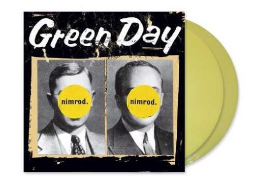 Green Day Nimrod: 20th Anniversary - Yellow Vinyl - Sealed 2-LP vinyl record set (Double Album) UK GRN2LNI753958