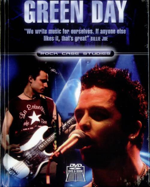 Green Day Rock Case Studies - Sealed DVD & Book DVD UK GRNDDRO539958