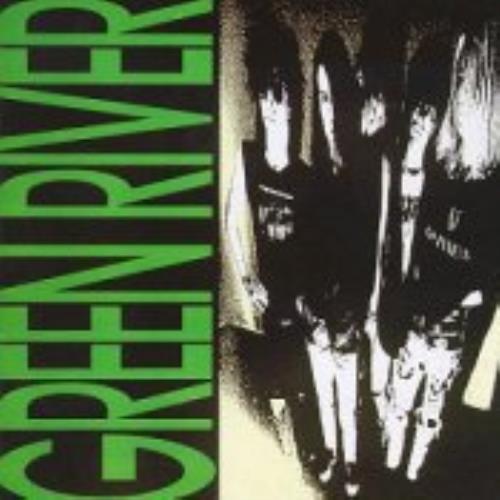 Green River Dry As A Bone + Rehab Doll CD album (CDLP) US GRECDDR06323