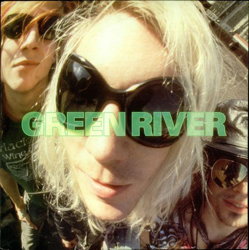 Green River Rehab Doll - Black Vinyl vinyl LP album (LP record) US GRELPRE542084