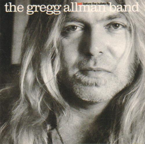 Gregg Allman Just Before The Bullets Fly CD album (CDLP) Japanese GGACDJU207165