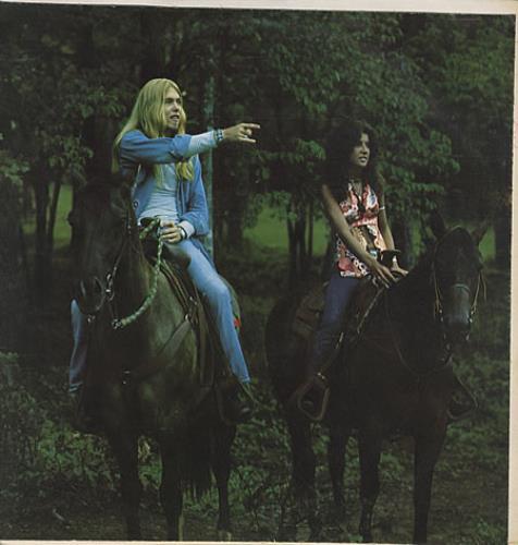 Gregg Allman Laid Back Test Pressing Uk Vinyl Lp Album