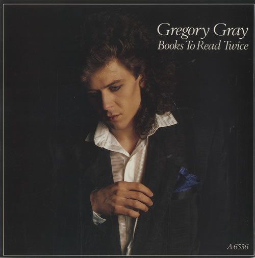 Gregory Gray Books To Read Twice Uk 7 Quot Vinyl Single 7