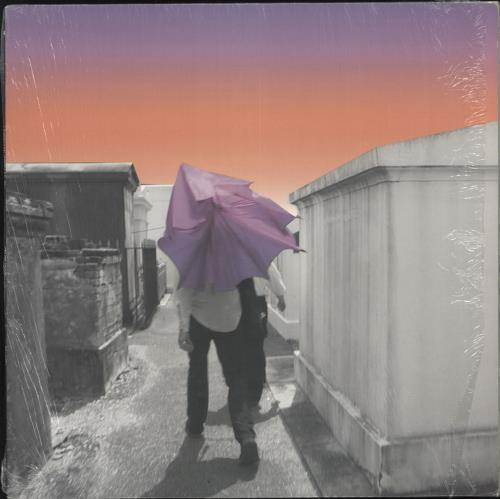 Gruff Rhys American Interior EP2 vinyl LP album (LP record) UK GUFLPAM733595