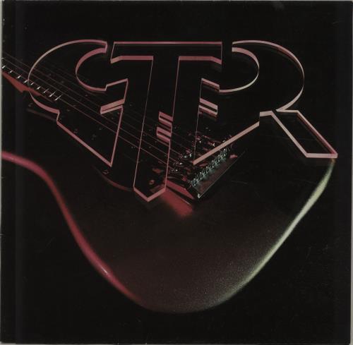 GTR GTR vinyl LP album (LP record) German GAALPGT677400