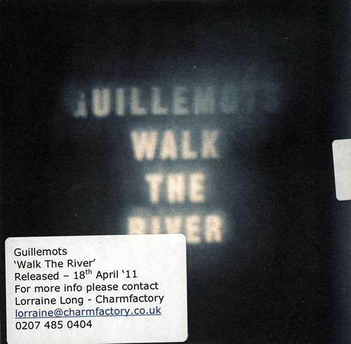 Guillemots Walk The River CD album (CDLP) UK GBQCDWA568755