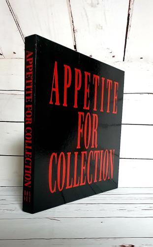 Guns N Roses Appetite For Collection box set German GNRBXAP189683