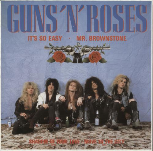 Guns N Roses Appetite For Collection box set German GNRBXAP06246