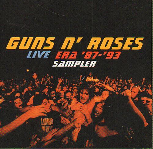 Guns N Roses Live Era '87-'93 CD album (CDLP) US GNRCDLI147112