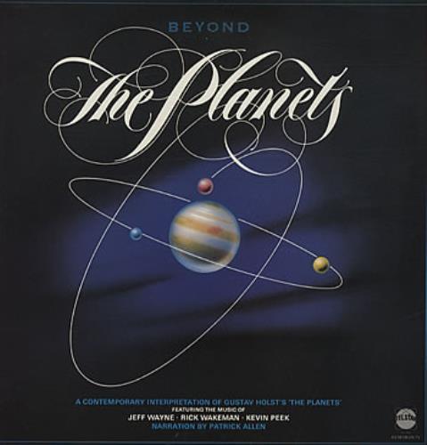 Gustav Holst Beyond The Planets vinyl LP album (LP record) French GSVLPBE229027