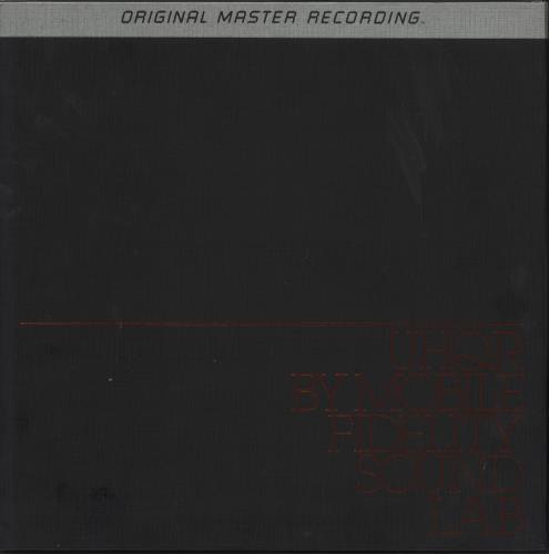 Gustav Holst Holst: The Planets - UHQR Box box set US GSVBXHO712150
