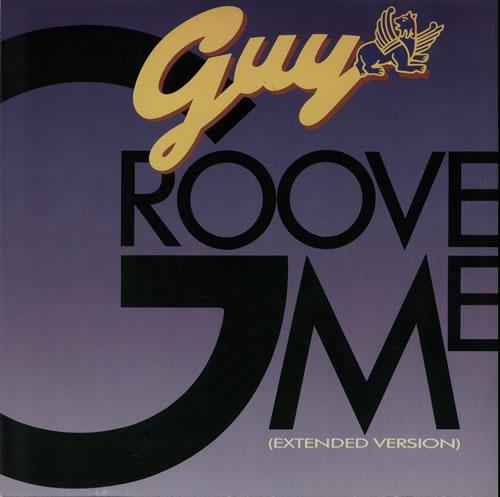 "Guy Groove Me 12"" vinyl single (12 inch record / Maxi-single) UK G-Y12GR629801"