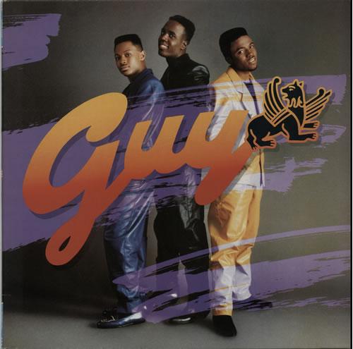 Guy Guy vinyl LP album (LP record) UK G-YLPGU639883