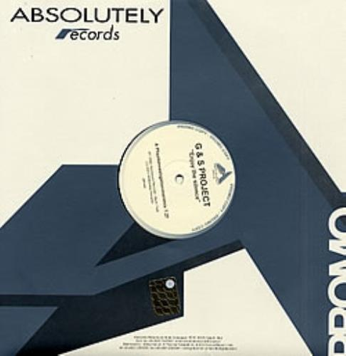 "G & S Project Enjoy The Silence 12"" vinyl single (12 inch record / Maxi-single) Italian G&S12EN250666"