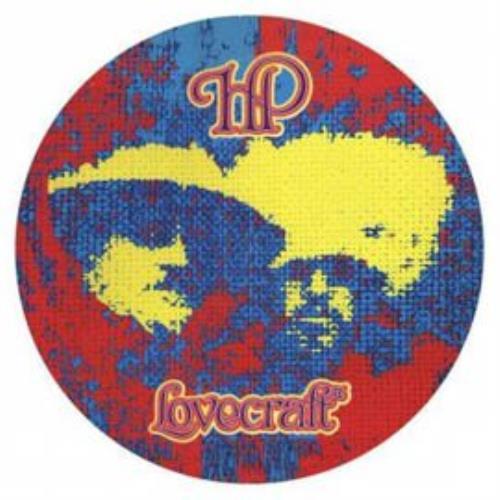 H.P. Lovecraft HP Lovecraft II picture disc LP (vinyl picture disc album) UK HPLPDHP364149