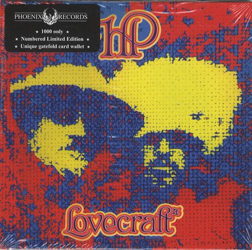 H.P. Lovecraft II CD album (CDLP) UK HPLCDII451803
