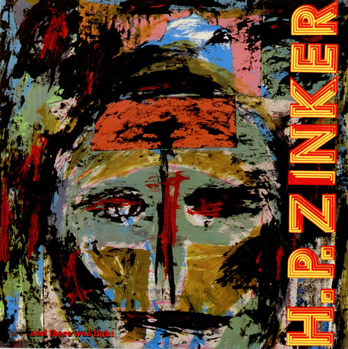 "H.P. Zinker ...And There Was Light EP 12"" vinyl single (12 inch record / Maxi-single) UK HD912AN461155"