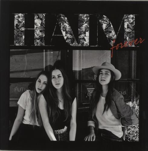 "Haim Forever - RSD14 12"" vinyl single (12 inch record / Maxi-single) UK IYJ12FO682042"