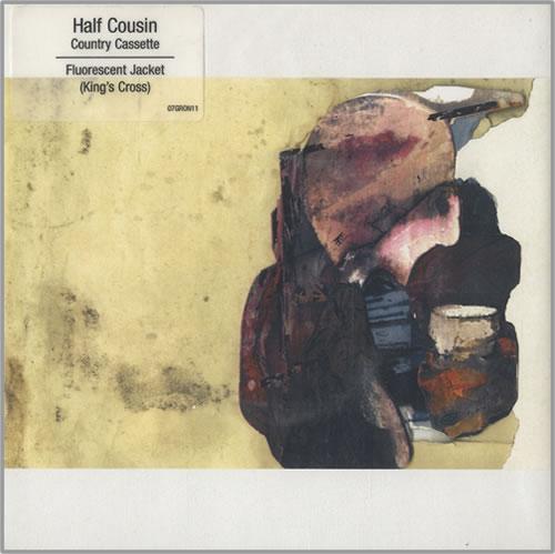 "Half Cousin Country Cassette 7"" vinyl single (7 inch record) UK HCU07CO456312"