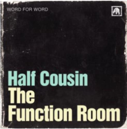 Half Cousin The Function Room CD album (CDLP) UK HCUCDTH292133