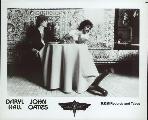 Hall & Oates Bigger Than Both of Us media press pack US HNOPPBI770136