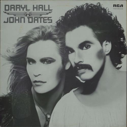 Hall & Oates Daryl Hall & John Oates vinyl LP album (LP record) UK HNOLPDA278634