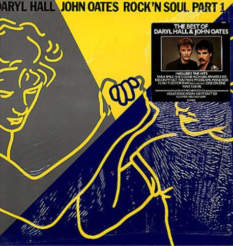 Rock N Soul Pt 1 Bonus Track Version Daryl Hall John Oates: Hall & Oates Rock 'N Soul Part 1
