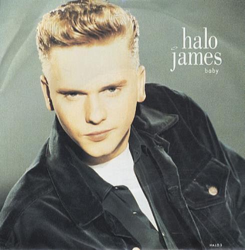 "Halo James Baby 7"" vinyl single (7 inch record) UK HAL07BA325782"