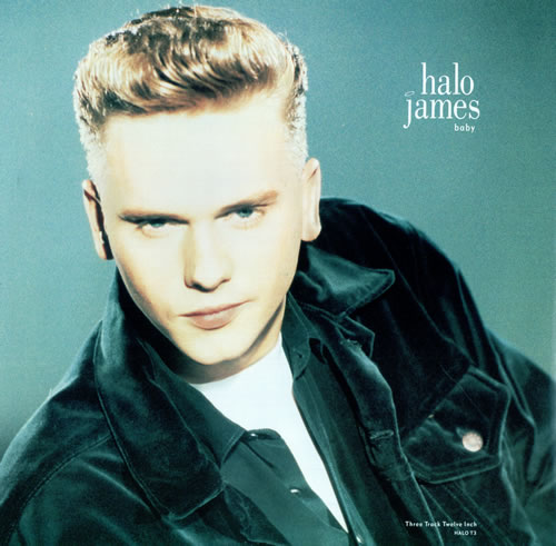 "Halo James Baby 12"" vinyl single (12 inch record / Maxi-single) UK HAL12BA477777"