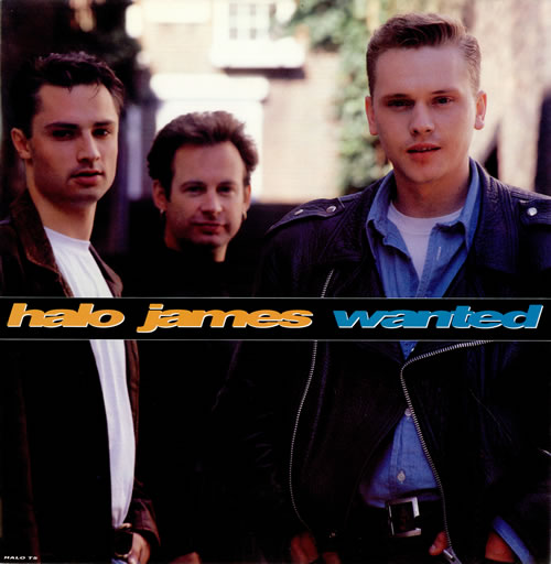 "Halo James Wanted 12"" vinyl single (12 inch record / Maxi-single) UK HAL12WA477769"