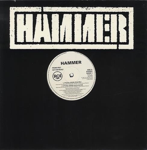 "Halo Of Flies It's All Good 12"" vinyl single (12 inch record / Maxi-single) UK HAM12IT392982"