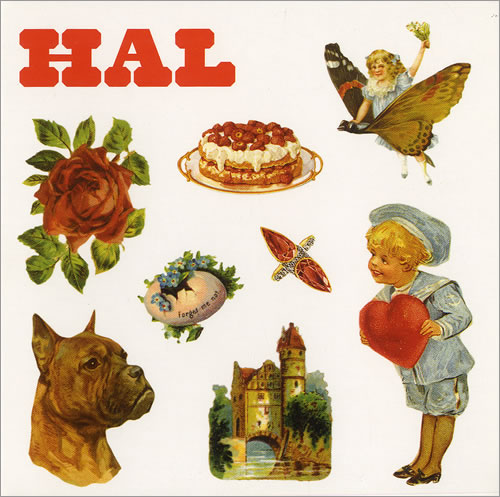 Hal Hal CD album (CDLP) UK HA6CDHA477717