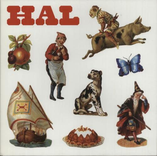 Hal Hal vinyl LP album (LP record) UK HA6LPHA623801