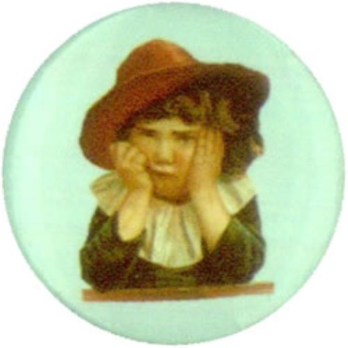 Hal Set Of 4 Button Badges badge UK HA6BGSE424797