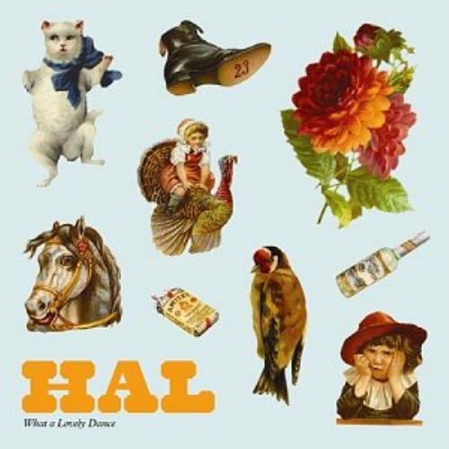 """Hal What A Lovely Dance CD single (CD5 / 5"""") UK HA6C5WH314547"""