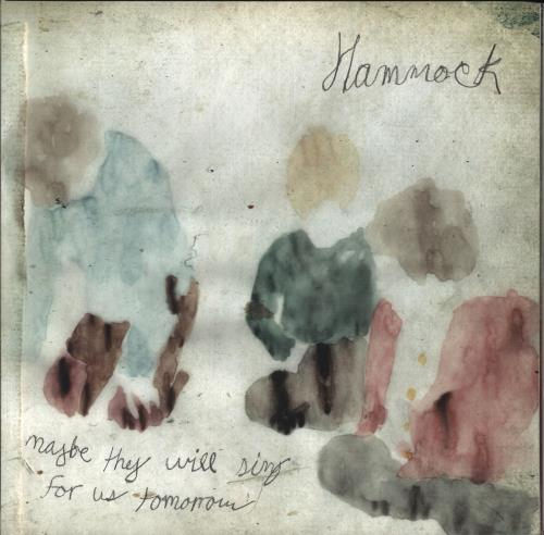 Hammock Maybe They Will Sing For Us Tomorrow - 150grm Vinyl 2-LP vinyl record set (Double Album) US HG52LMA717655